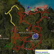 North Kryta Province - Vanquished ( tips)