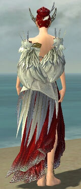 Dwayna's Regalia F dyed back
