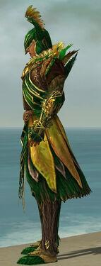 Disciple of Melandru M dyed side alternate