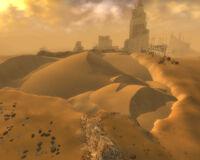 The Arid Sea