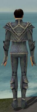 Elementalist Krytan Armor M gray back