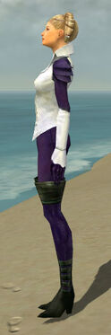 Mesmer Ascalon Armor F dyed side