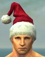 Stylish Yule Cap gray front