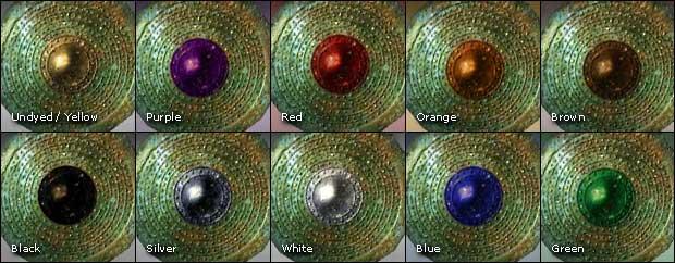 Reinforced Buckler colored