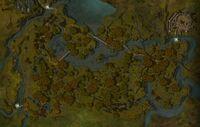 Regent Valley pre map