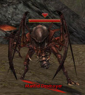 Mantid Destroyer