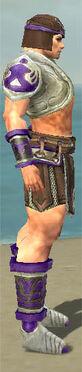 Warrior Gladiator Armor M dyed side