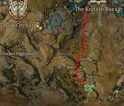 Peyema Map