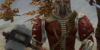 Warrior Deserter
