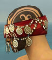 Ritualist Canthan Armor M dyed head side