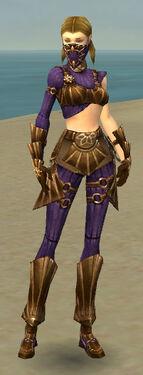 Ranger Sunspear Armor F dyed front