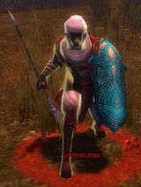 Lieutenant Shagu