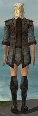 Elementalist Sunspear Armor M gray chest feet back