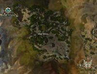 Vehjin Mines map