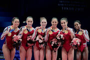 Team final gold medal