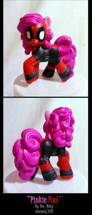 127470 - artist-deekary custom toy deadpool parody pinkie pie