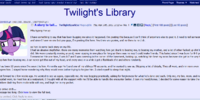 Twilight's Library