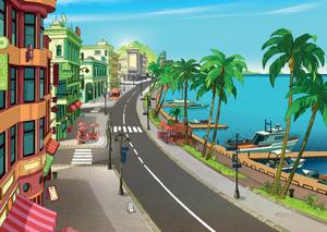 Dolphin City