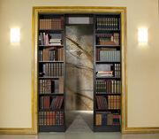 Bookcase in Rita's house
