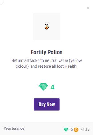 HabitRPG-Fortify-Potion-Dialog-Box