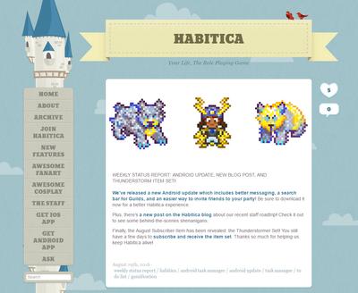 HabitRPG Blog