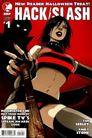 File:Hack slash new reader halloween treat cover b.jpg