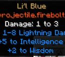 Li'l Blue