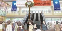 Nagaya Shopping District