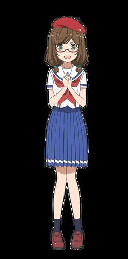 Aoki Momo infobox