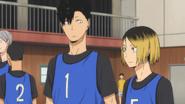 Kuroo and Kenma