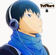 Haikyuu OST CD 2 Cover