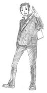 Daichi Sawamura Sketch