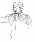 Sadayuki Mizoguchi Sketch