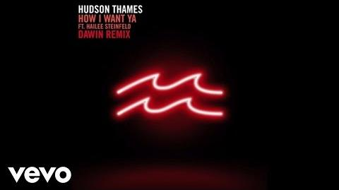 Hudson Thames - How I Want Ya (Dawin Remix - Audio) ft