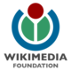 Wikimedia Foundation RGB logo with text