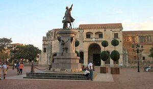 Santodomingo cathedral