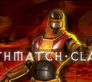 List of weapons and items in Deathmatch Classic