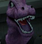 Toby the Dinosaur