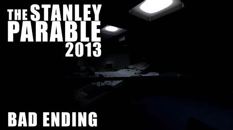 The Stanley Parable 2013 - The REAL Bad Ending - Destroy the Game HD