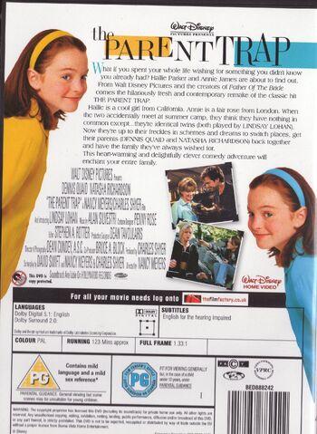 File:The Parent Trap DVD - back.jpg