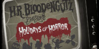 H.R. Bloodengutz Presents: Holidays of Horror