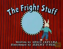 The Fright Stuff