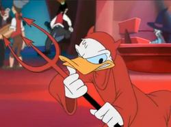 Donald Devil
