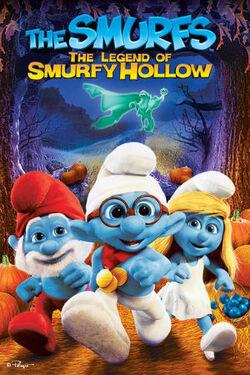 The Smurfs The Legend of Smurfy Hollow