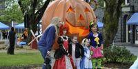 Halloweentown Jack O Lantern