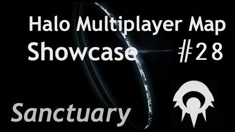 Halo Multiplayer Maps - Halo 2 Sanctuary