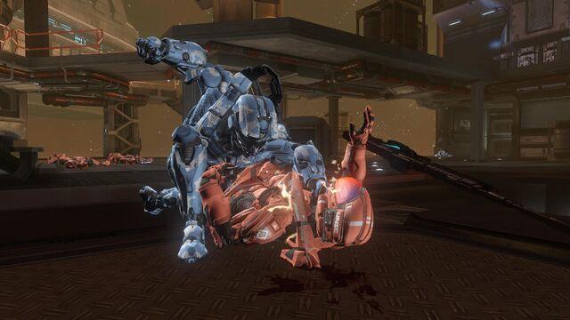 File:USER MasterChiefDragonWarrior Halo 4 Spartan-IV Assassination 1.jpg