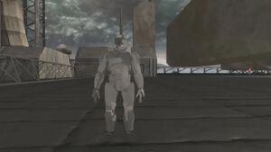 HaloReach - Master Chief Statue