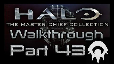Halo- The Master Chief Collection Walkthrough - Part 43 - Shutdown
