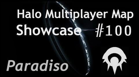 Halo Multiplayer Maps -100 - Halo Reach- Paradiso